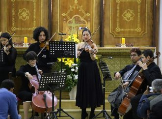 Concierto en honor a Vivaldi en Iglesia San Francisco