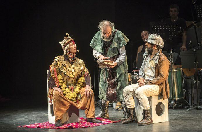 Con «Tragicomedia del Ande» parte Antof. a Mil 2020 en el Teatro Municipal