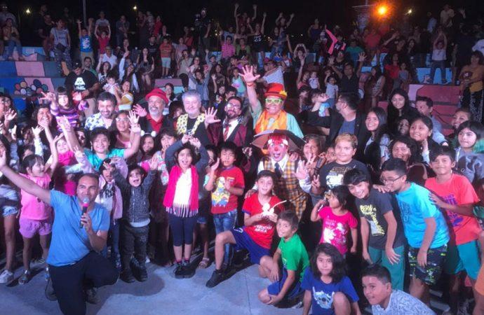 Todos invitados al Festival Internacional de Magia Infantil