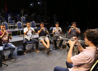 Partimos con los seminarios de la 1era semana del FIMA en el Teatro Municipal