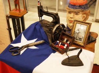 Exposición de las «Cantineras» de la Guerra del Pacífico