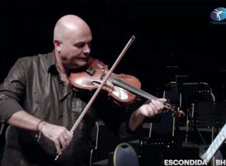 El gran y didáctico encuentro junto al violinista ruso Oleg Pishenin