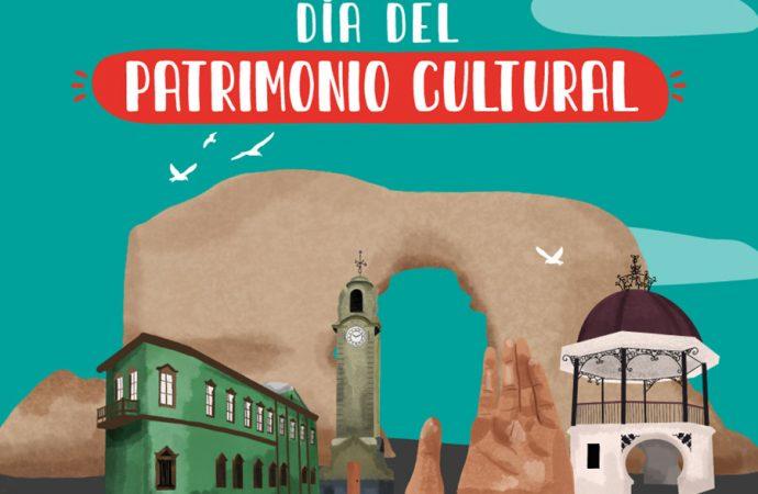 Invitamos a vivir un Circuito Patrimonial Virtual
