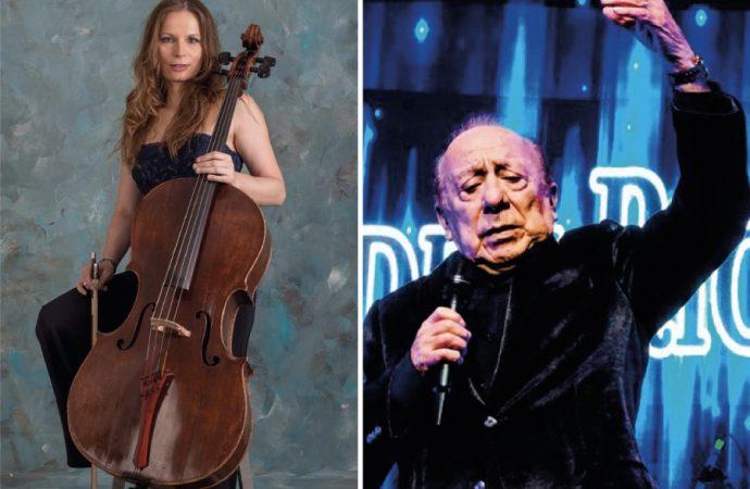 Solista polaca y Buddy Richard realizarán conciertos en vivo exclusivos para Antofagasta