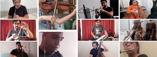 Músicos de la Sinfónica realizarán un nuevo concierto desde sus hogares