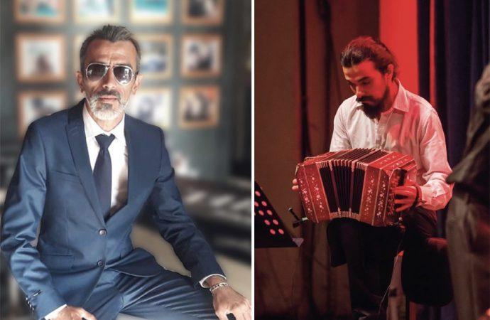 «Al compás del tango» y con «una voz que emociona»: Dos conciertos para este fin de semana
