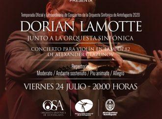Un gran concierto de la Orquesta Sinfónica e intervenciones en barrios para este fin de semana