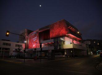 """Asociación artística """"teñirá de diversos colores"""" el frontis del Teatro Municipal de Antofagasta"""