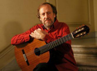 Guitarra universal y sonidos estadounidenses en conciertos de la Sinfónica